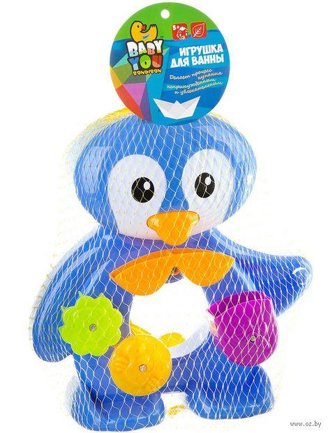 """Игрушка для купания """"Пингвин"""" — фото, картинка"""