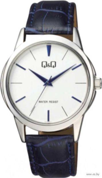 Часы наручные (синие; арт. Q860J301) — фото, картинка