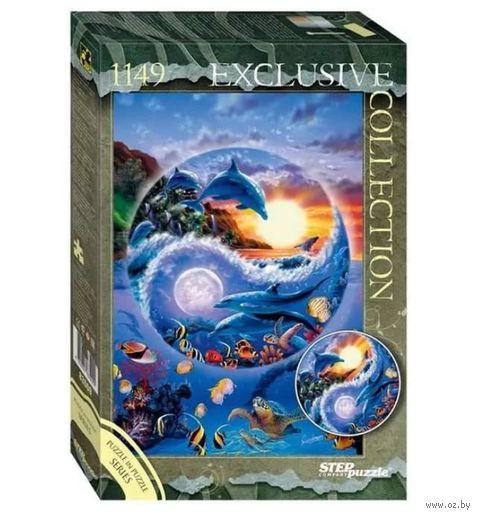 """Пазл """"Подводный мир"""" (1149 элементов) — фото, картинка"""