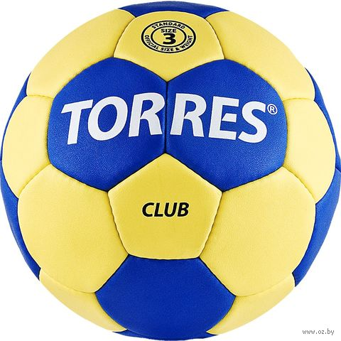 Мяч гандбольный Torres №3 — фото, картинка