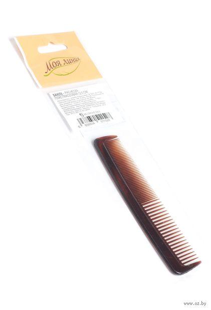Расческа для волос пластмассовая (12,5 см) — фото, картинка