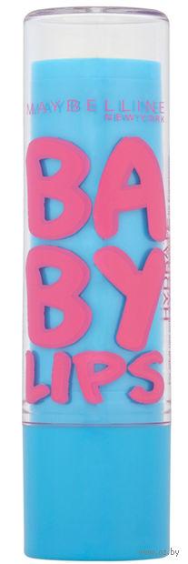 """Бальзам для губ """"Baby Lips. Интенсивный уход"""" SPF 20"""
