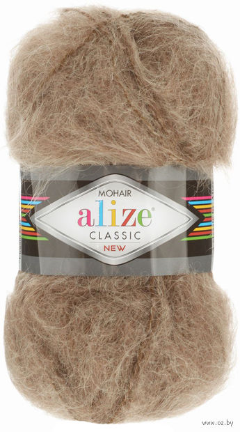 ALIZE. Mohair Classic №07 (100 г; 200 м) — фото, картинка