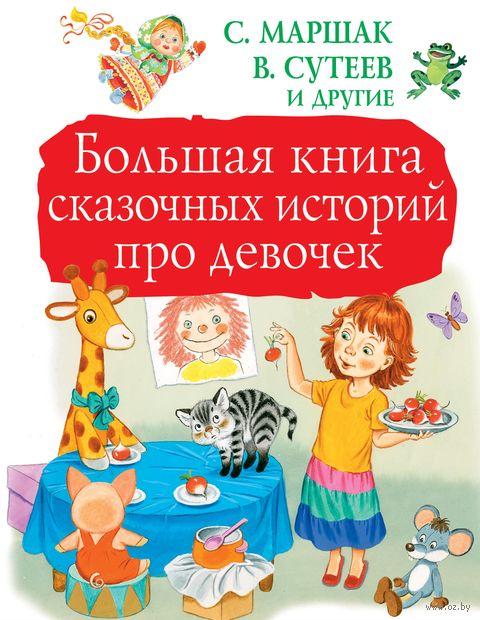 Большая книга сказочных историй про девочек — фото, картинка
