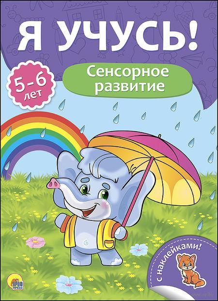 Я учусь! Сенсорное развитие. Для детей от 5 до 6 лет — фото, картинка