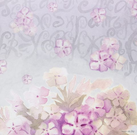 "Бумага для скрапбукинга ""Шебби-шик 4"" (150х150 мм; 5 листов) — фото, картинка"