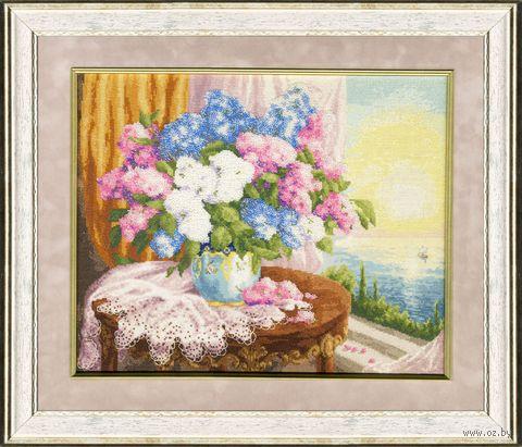 """Набор для вышивания """"Душистая сирень"""" (310x385 мм) — фото, картинка"""