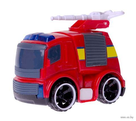 """Машина инерционная """"Скорая помощь"""" (со световыми и звуковыми эффектами) — фото, картинка"""