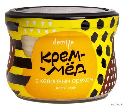 """Крем-мед """"Demilie. С кедровым орехом"""" (200 г) — фото, картинка"""