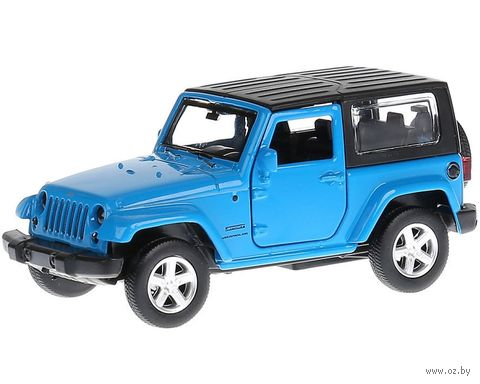 "Модель машины ""Jeep Wrangler"" (масштаб: 1/42) — фото, картинка"
