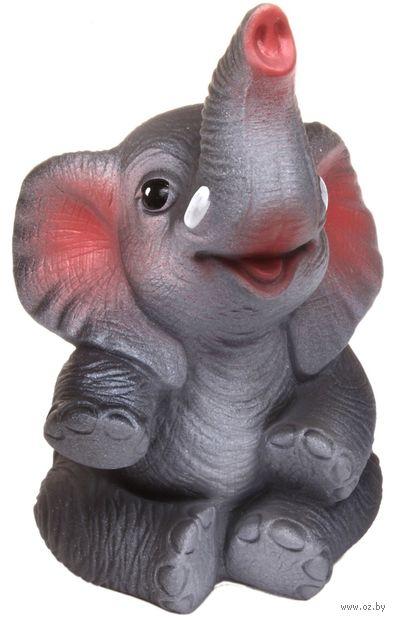 """Игрушка для купания """"Слоненок"""" — фото, картинка"""
