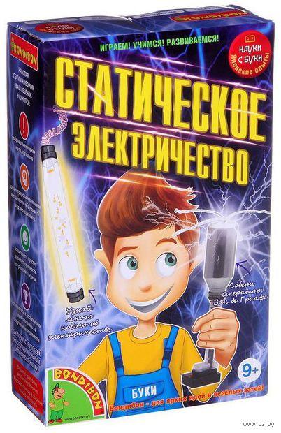 """Набор для опытов """"Статическое электричество"""""""