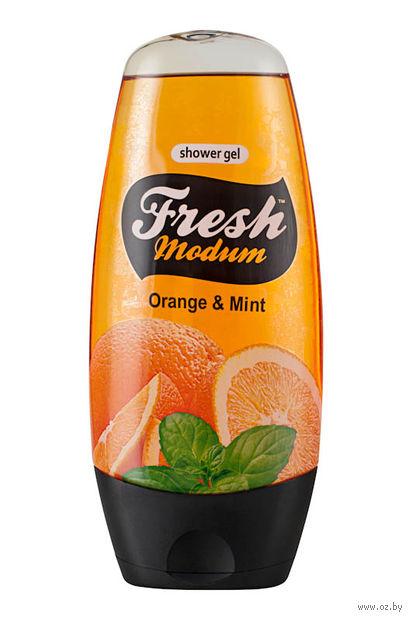 "Гель для душа ""Orange + Mint"" (250 мл) — фото, картинка"