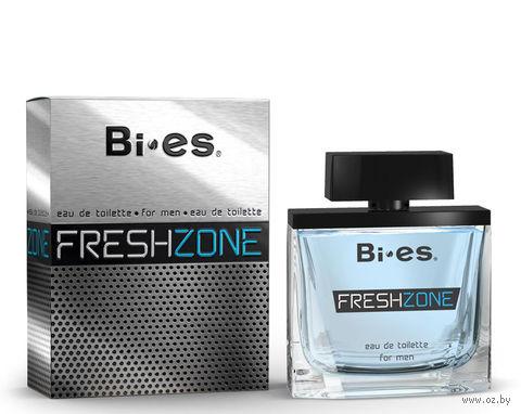 """Туалетная вода для мужчин """"Freshzone"""" (100 мл) — фото, картинка"""