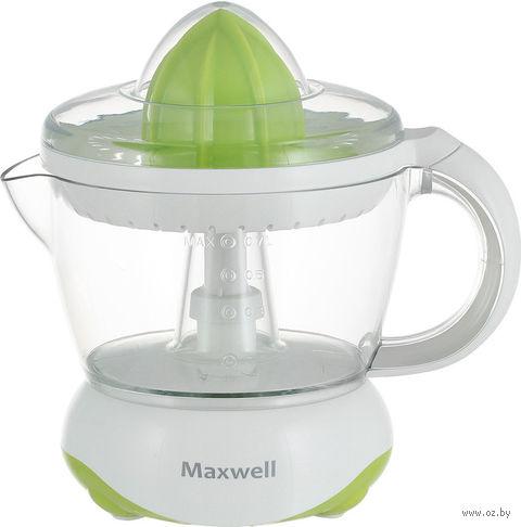 Соковыжималка Maxwell MW-1107 G — фото, картинка
