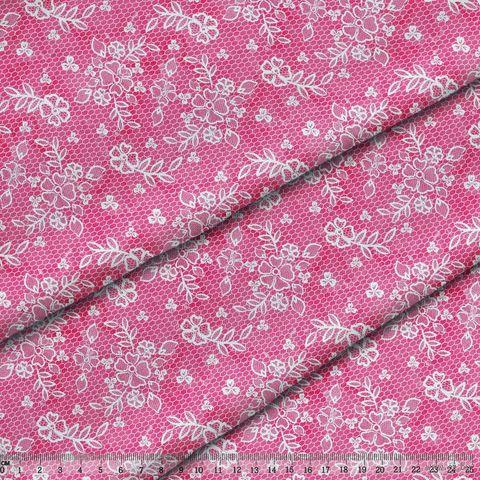 "Ткань ""Великолепный розарий"" (48х50 см; арт. AM656012) — фото, картинка"