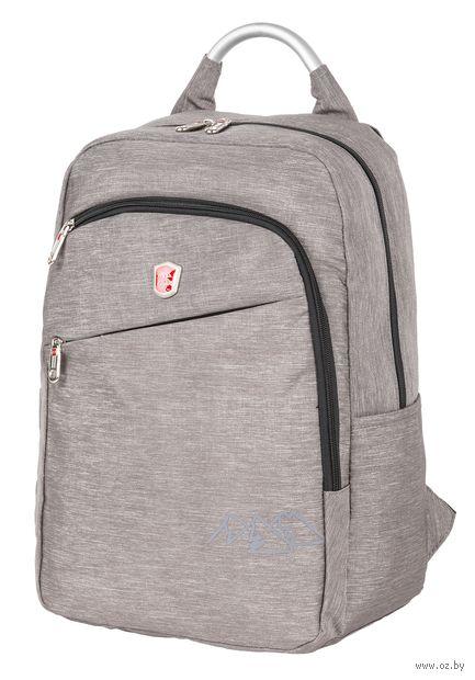 Рюкзак П5112-06 (19 л; светло-серый) — фото, картинка