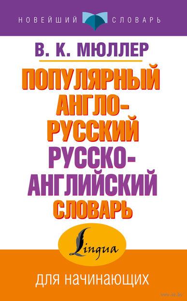 Популярный англо-русский русско-английский словарь — фото, картинка