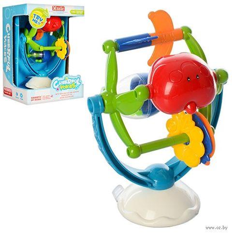 """Развивающая игрушка """"Карусель"""" (со звуковыми эффектами) — фото, картинка"""