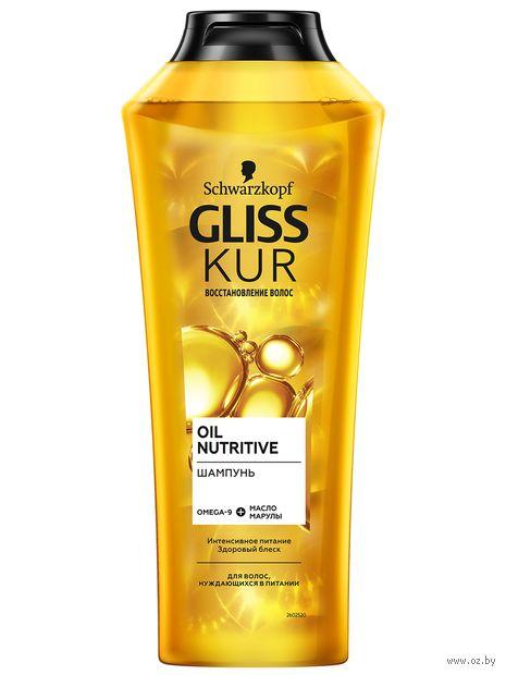 "Шампунь для волос ""Oil Nutritive"" (400 мл) — фото, картинка"