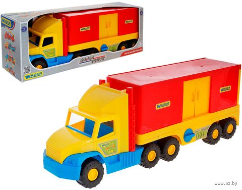 "Фургон ""Super Truck"""