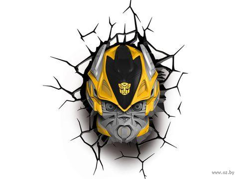 Декоративный светильник - Transformers. Bumblebee