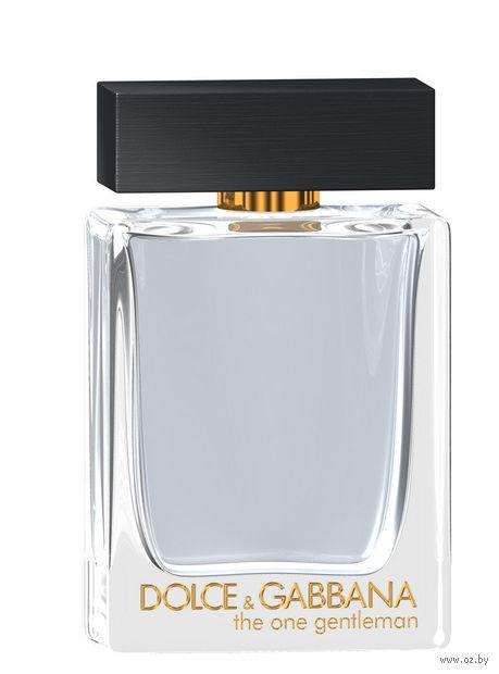 "Туалетная вода для мужчин Dolce & Gabbana ""The One Gentleman"" (30 мл)"