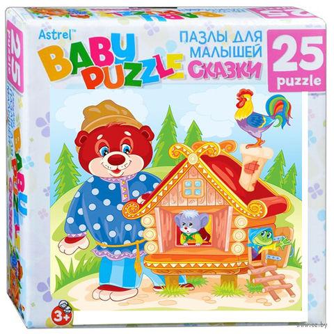 "Пазл ""Baby Puzzle. Теремок"" (25 элементов) — фото, картинка"