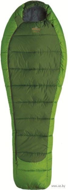 """Спальный мешок """"Mistral"""" (R; зелёный) — фото, картинка"""