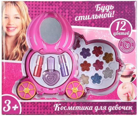"""Набор детской косметики """"Будь стильной!"""" (арт. B1487429-R) — фото, картинка"""