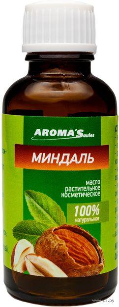"""Натуральное растительное масло """"Миндаль"""" (50 мл)"""