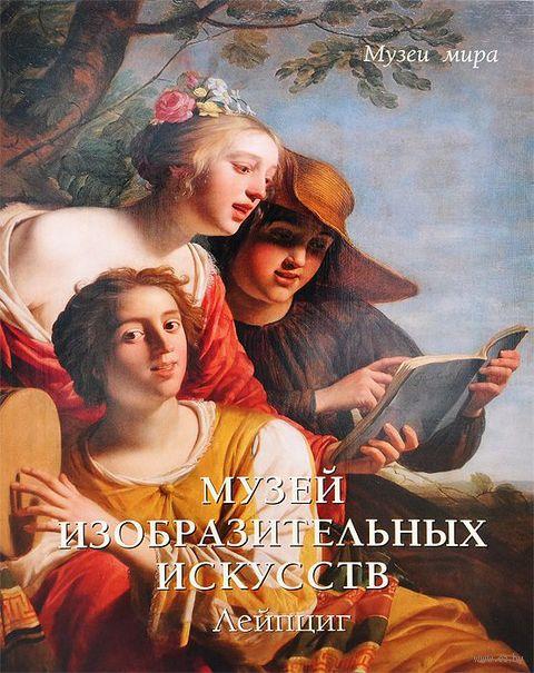 Музей изобразительных искусств. Лейпциг. Елена Милюгина