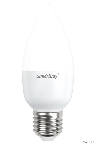 Лампа светодиодная LED C37 5W/3000/E27