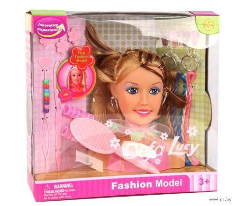 Кукла-манекен для моделирования причесок (арт. 8056) — фото, картинка