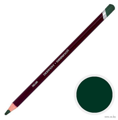 Карандаш цветной Coloursoft C410 (зеленый темный)