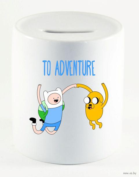 """Копилка """"To adventure"""" (748)"""