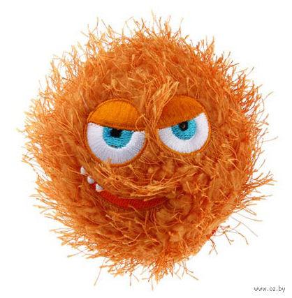 """Игрушка для собак """"Мяч"""" (7 см; оранжевая) — фото, картинка"""