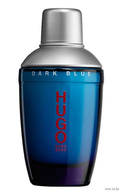 "Туалетная вода для мужчин Hugo Boss ""Dark Blue"" (75 мл) — фото, картинка"