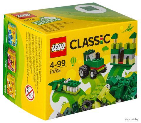 """LEGO Classic """"Зеленый набор для творчества"""" — фото, картинка"""