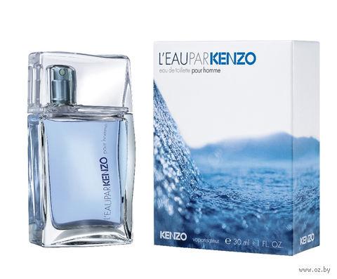 "Туалетная вода для мужчин Kenzo ""L'Eau Par Pour Homme"" (30 мл) — фото, картинка"