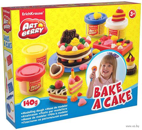 """Набор для лепки """"Bake a Cake"""" — фото, картинка"""