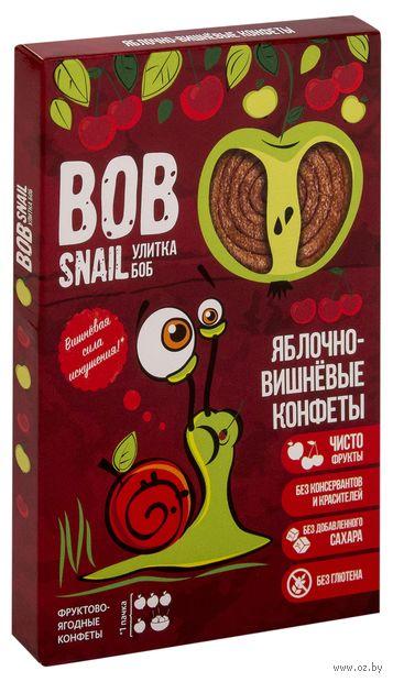 """Конфеты """"Bob Snail. Яблочно-вишневые"""" (60 г) — фото, картинка"""