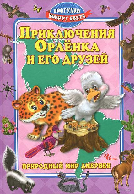 Приключения Орленка и его друзей. Природный мир Америки. Андрей Синичкин, Катя Конфеткина