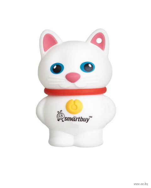 USB Flash Drive 16Gb SmartBuy Wild series (Catty)