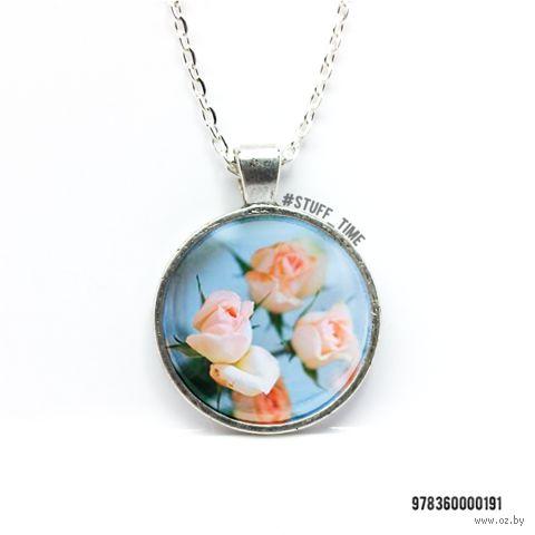 "Кулон ""Розы"" (арт. 191)"