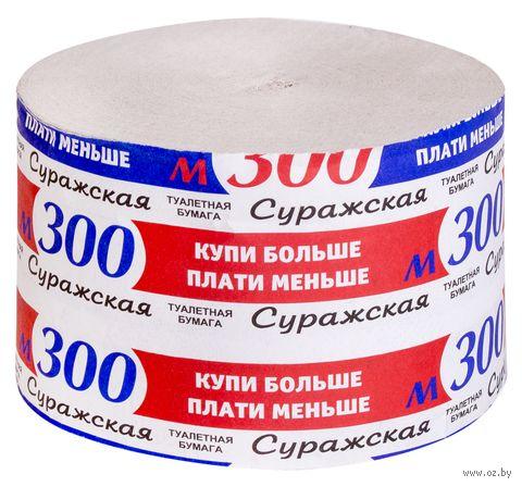 """Туалетная бумага """"М-300"""" (1 рулон) — фото, картинка"""