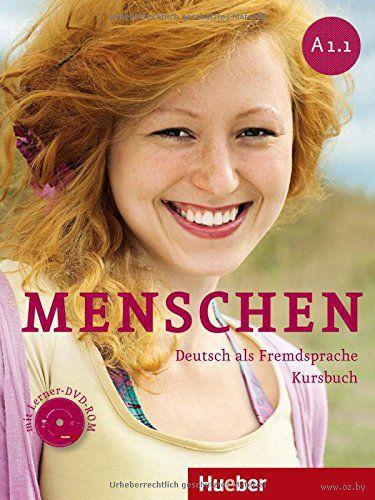Menschen. A1.1. Kursbuch (+ DVD). Франц Шпехт, Сандра Эванс, Анжела Пуд
