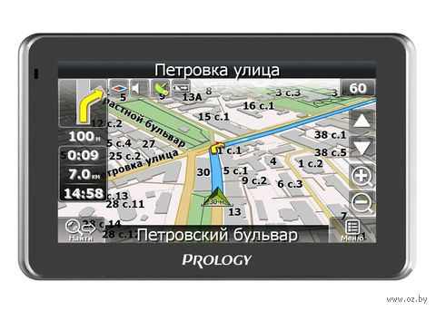 GPS-навигатор Prology IMAP-580TR — фото, картинка
