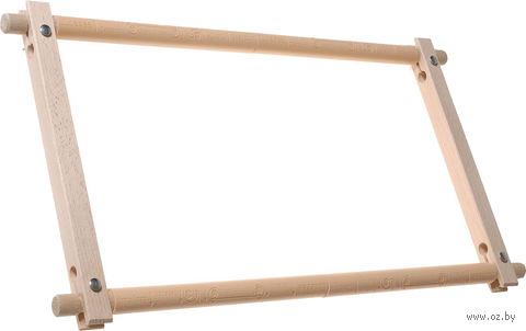Пяльцы-рамки с клипсой (38x30 см) — фото, картинка