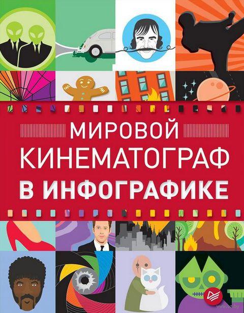 Мировой кинематограф в инфографике. Карен Кризанович